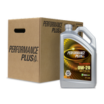 Performance Plus® 0W-20 Full Synthetic  ~ dexos1 Gen 2  (Case of 4, 5 Qt. Bottles)