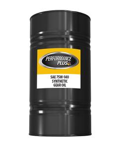Performance Plus® 75W-140 ~ Full Synthetic Gear Oil (1 Single, 16 Gallon Keg)