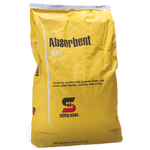 Corn Cob Absorbent ~ Universal - Absorbs Oils, Coolants, Solvents, Water (1 Bag, 40 Pounds)