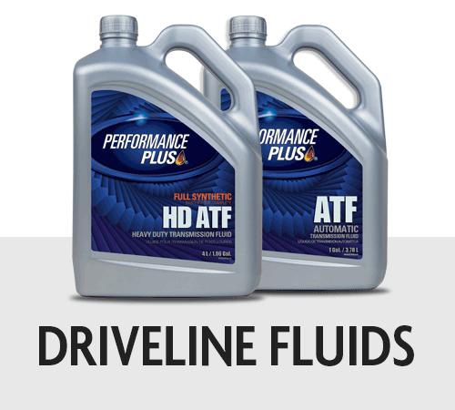 Driveline Fluids