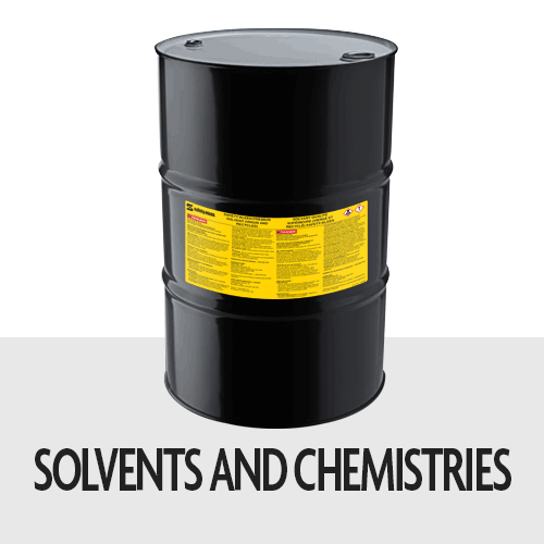 Solvents and Chemistries