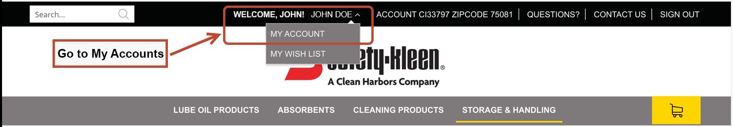 New Customer Account Linking